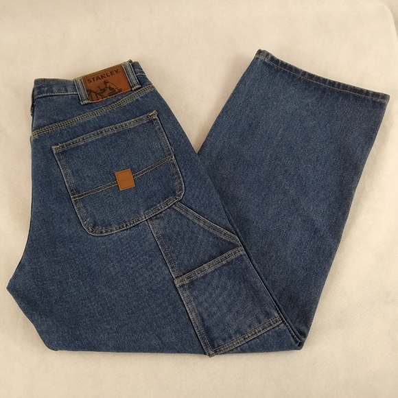 Stanley Other - Stanley Carpenter Jeans Tag 34 x 30 Actual 32 x 29